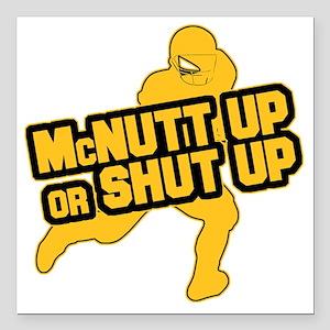 "MCNUTTUP2 Square Car Magnet 3"" x 3"""