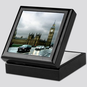 Big Ben 4.25x5.5 Keepsake Box