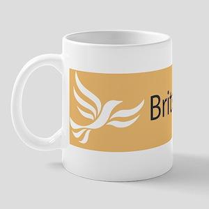 Brits for Nick Mug