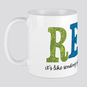 read3 Mug