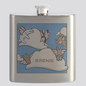 BUNNIESclouds Flask