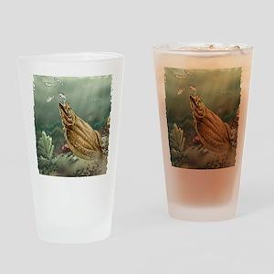T-Shirt_FL1 Drinking Glass