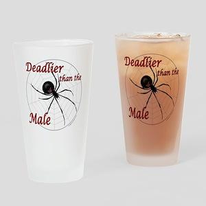 deadlierspider Drinking Glass