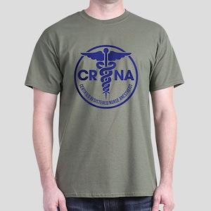 CRNA Certified Registered Nurse Anest Dark T-Shirt