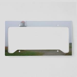 4 License Plate Holder