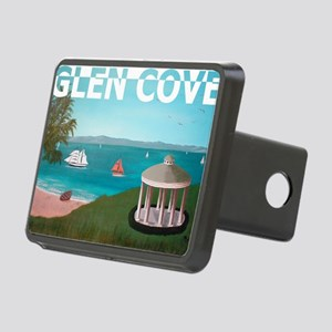 GlenCoveBold1 Rectangular Hitch Cover