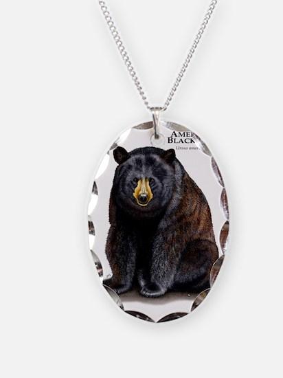 American Black Bear Necklace