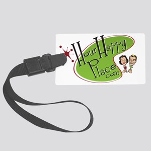 HHP_logo_hiRes Large Luggage Tag