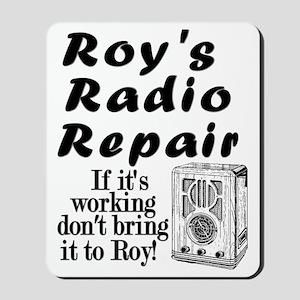Roy2 Mousepad