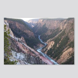 Grand Canyon Of The Yello Postcards (Package of 8)