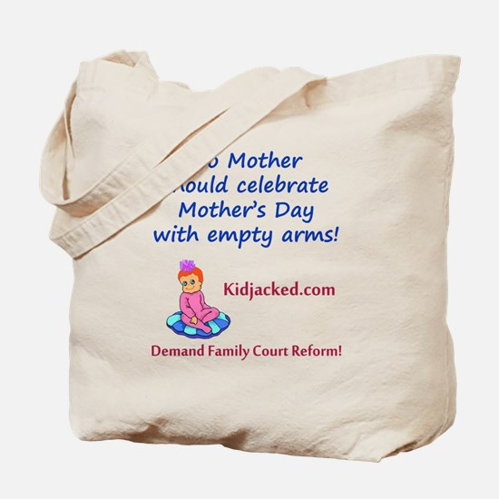empty_arms_mothers_day2 Tote Bag