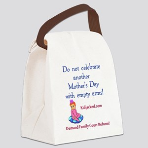 mothersday_shirt Canvas Lunch Bag