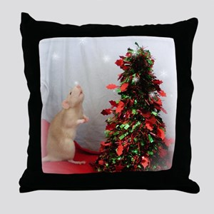 HollywoodtheTree Throw Pillow