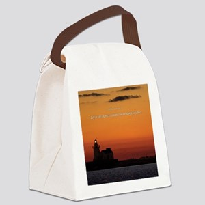 Lesson3LighthouseCard Canvas Lunch Bag