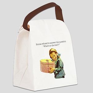 Se7en Canvas Lunch Bag