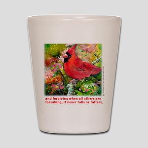 Moms_Love_card_300 Shot Glass