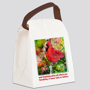 Moms_Love_card_300 Canvas Lunch Bag