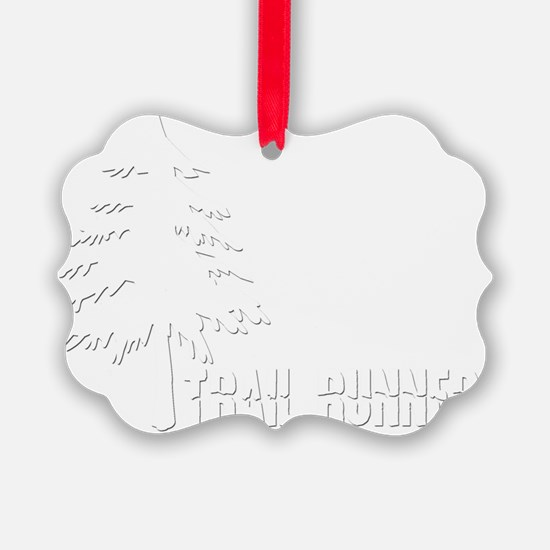 Trail Runner T Ornament