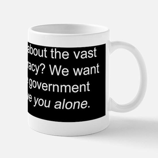 Libertarian Conspiracy2 Mug