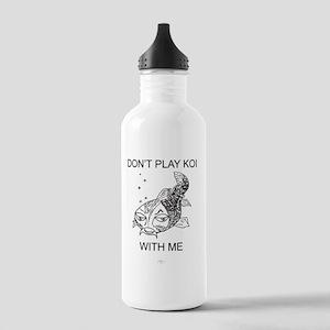 Koi_T-shirt_ME_flat Stainless Water Bottle 1.0L