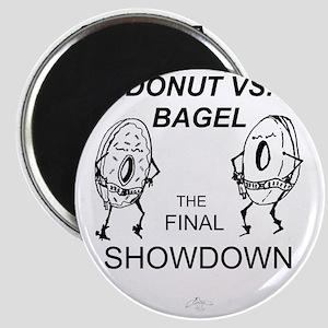Donut_vs_Bagel_ME_flat Magnet