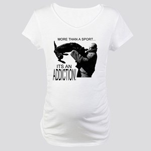 ADDICT K9 SHIRT Maternity T-Shirt