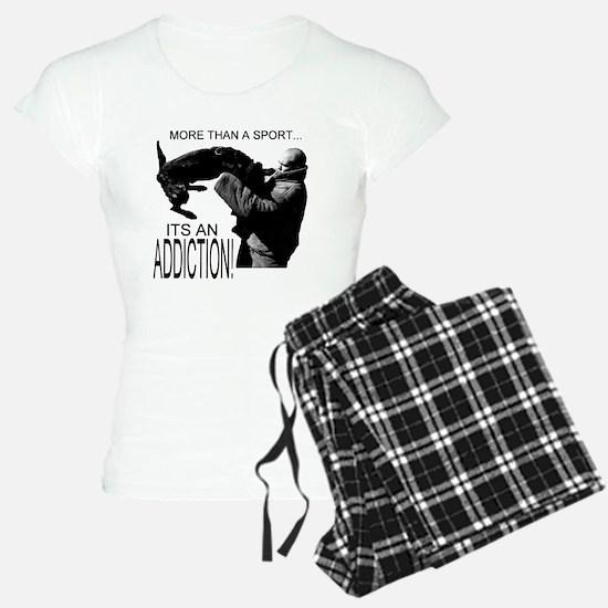 ADDICT K9 SHIRT Pajamas