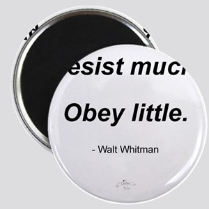 RESIST_MUCH_OBEY_LITTLE Magnet