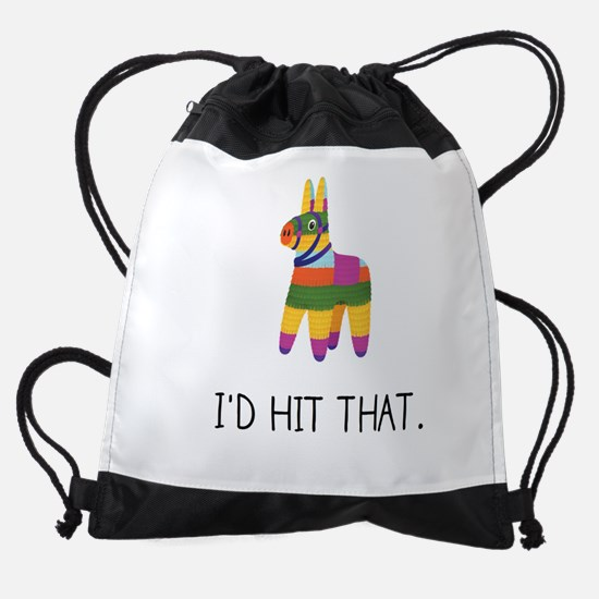 Hit That Drawstring Bag