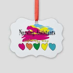 Nursing Assistant Picture Ornament