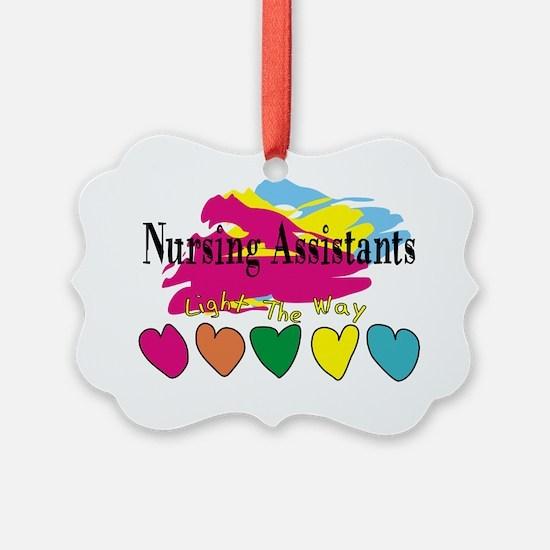 Nursing Assistant Ornament