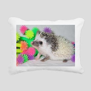 025 Rectangular Canvas Pillow