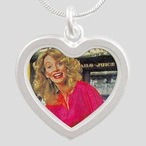 SwingSingle_1 Silver Heart Necklace
