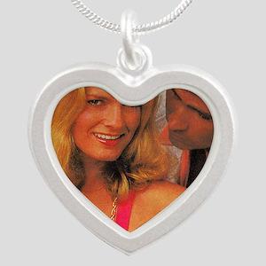 SwingSingle_2 Silver Heart Necklace