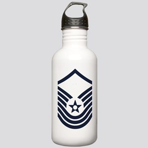 USAF-SMSgt-Old-Inverse Stainless Water Bottle 1.0L