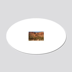 TMt 20x12 Oval Wall Decal