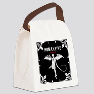 Monster Minor Canvas Lunch Bag