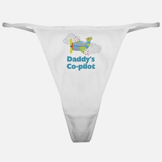 Daddys Co-pilot (boy) Classic Thong