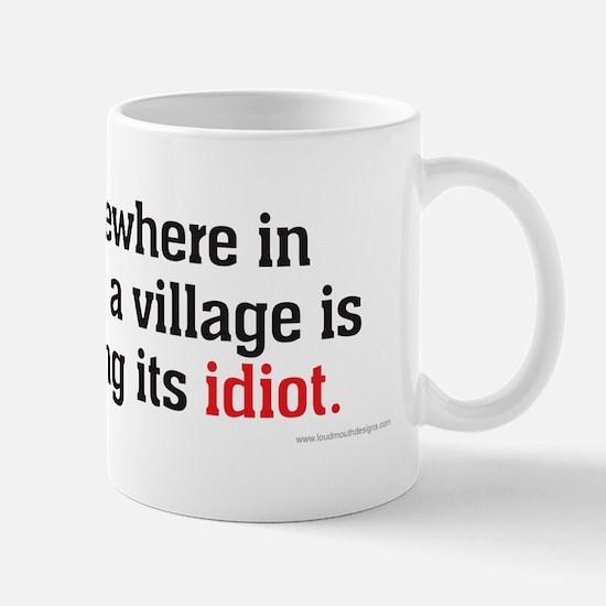 idiot_bprstkr3 Mug
