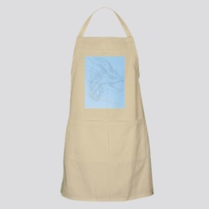 Dragon and Gold Chain stationary Apron
