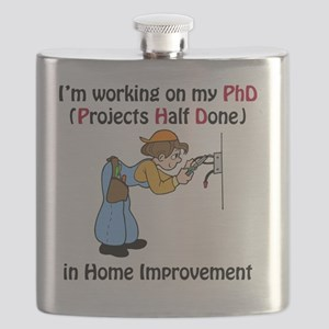 HomeImprovementPhD Flask