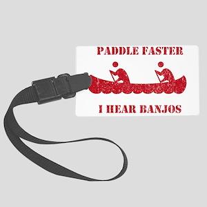 PaddleFaster Large Luggage Tag