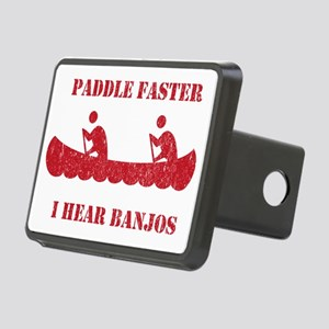 PaddleFaster Rectangular Hitch Cover