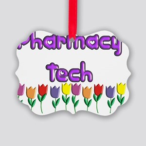 Pharmacy Tech Picture Ornament