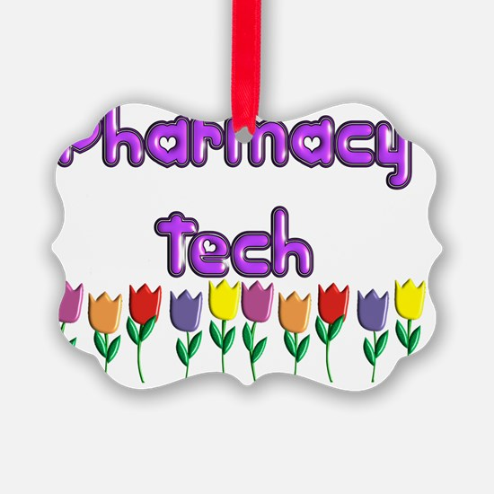 Pharmacy Tech Ornament