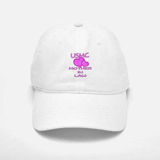 USMC Mother-N-Law Baseball Baseball Cap