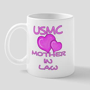 USMC Mother-N-Law Mug
