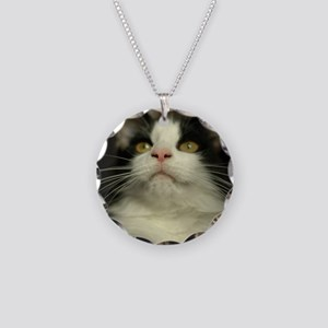 pet-nc16 Necklace Circle Charm