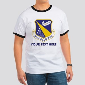 Personalized USAF 88th Air Base Wing Ringer T