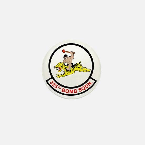 325_bomb_squadron Mini Button